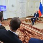 Владимир Путин на смотре стартапов подсказал, где искать инвестора.